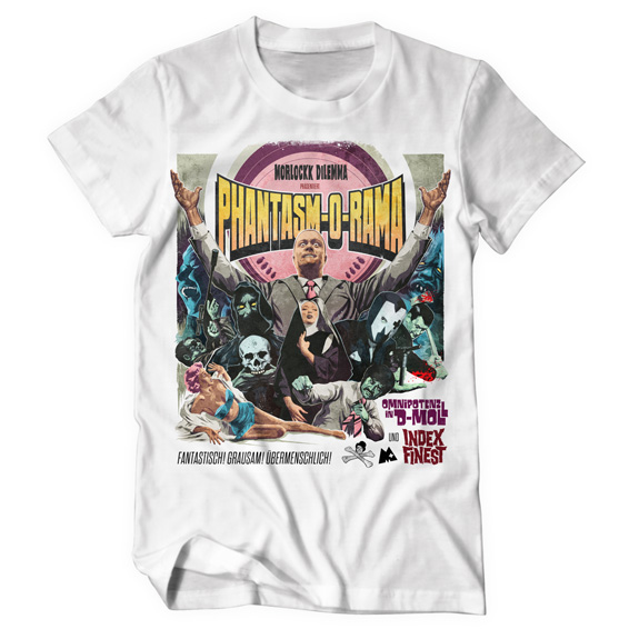 Shirt Phantasm-o-rama